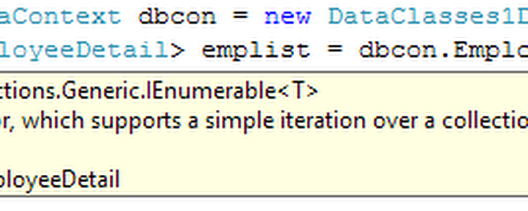 Differences between IQueryable and IEnumerable in C# with Example