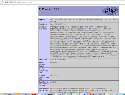 Cara install Apache Mysql dan PHP di Centos 6