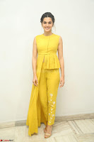 Taapsee Pannu looks mesmerizing in Yellow for her Telugu Movie Anando hma motion poster launch ~  Exclusive 138.JPG