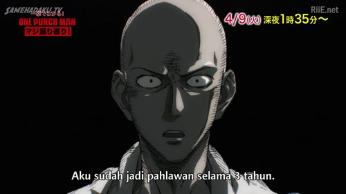 Download One Punch Man Season 2 Episode 0 Subtitle Indonesia - OPM