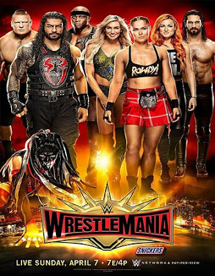 WWE WrestleMania 35 2019 PPV WEBRip 720p Full Show Download HD