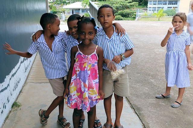 Sozialsystem Seychellen (C) JUREBU