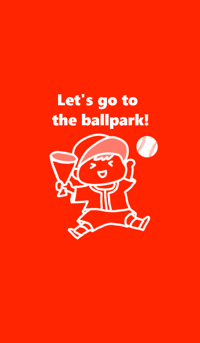Let's go to the ballpark!