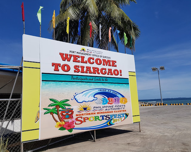 Welcome to Siargao Island!