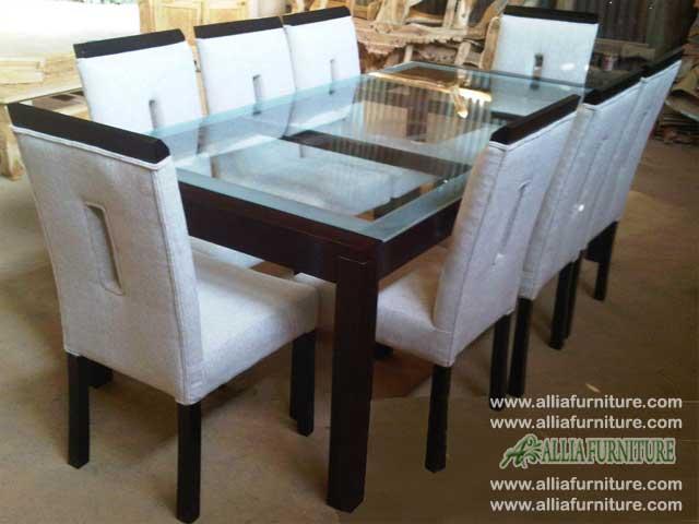 kursi meja makan minimalis model nexus