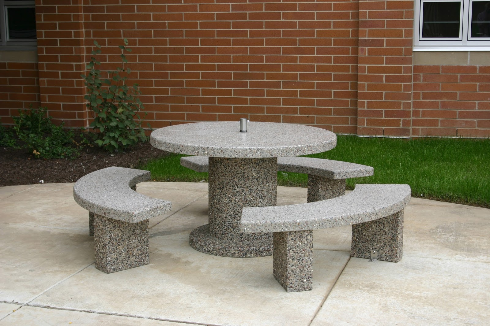 Awesome Concrete Tables
