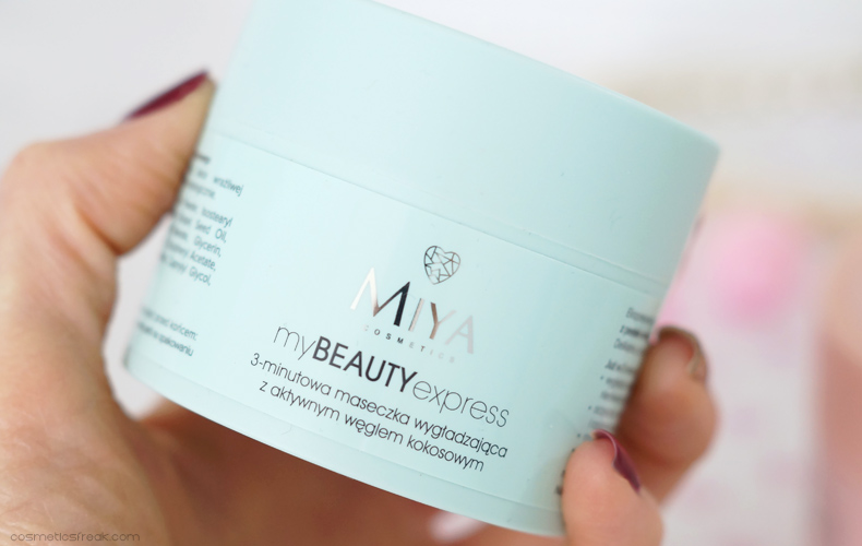 miya cosmetics my beautyexpress maseczka