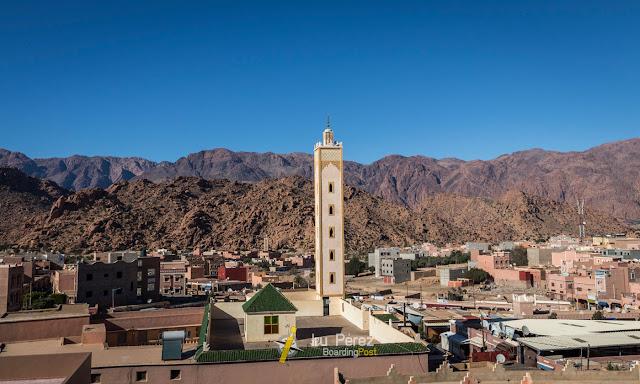 Mezquita de Tafraoute, Marruecos