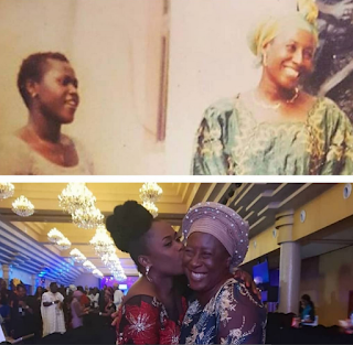 Patience Ozokwo and Uche Jombo