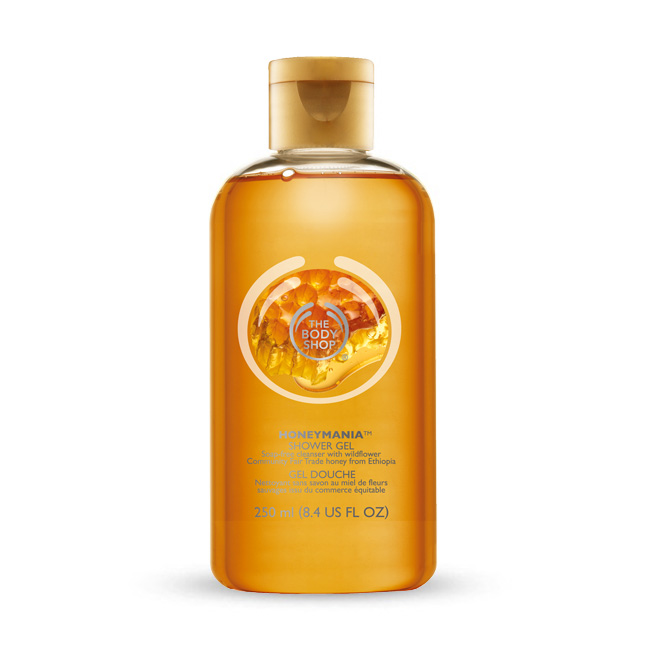 The Body Shop, Honeymania™ Shower Gel