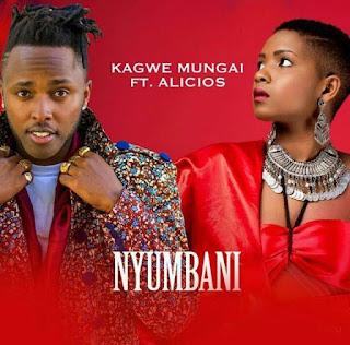 Kagwe Mungai Ft. Alicios – Nyumbani Audio