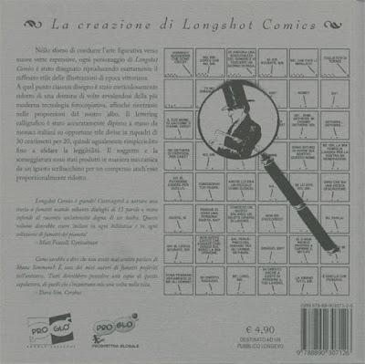 Longshot Comics Shane Simmons Roland Gethers Proglo Edizioni