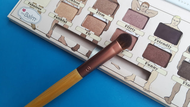 ecotools, full eye shadow brush, eye brush, makeup brush, makyaj fırçası, far fırçası, ecotools far fırçası, göz fırçası,cruelty-free brush