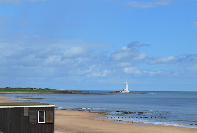 An Easy 4 Mile Coastal Walk - Whitley Bay to St Mary's Island (plus a Seal sighting)