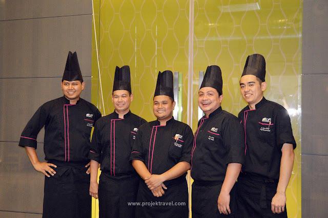 Menu Istimewa Bulan Ogos Di Nook Aloft Kuala Lumpur Sentral