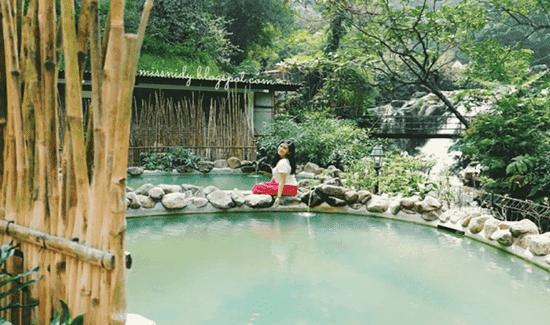 3 Tempat Wisata Pemandian Air Panas Alami Baru di Jawa Barat