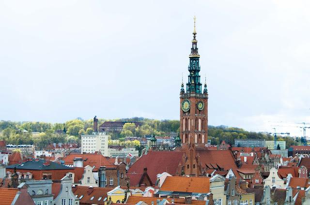 Gdańsk, polska, poland, gansk, city; miasto