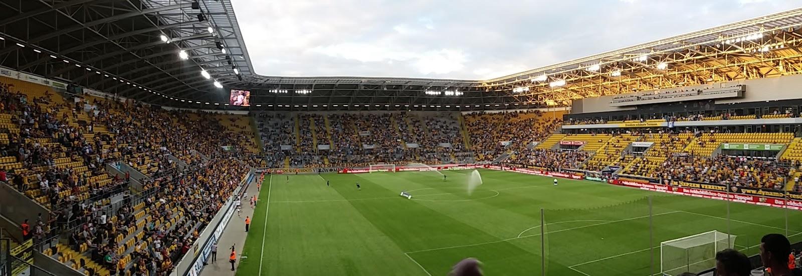 Dynamo Stadion Dresden