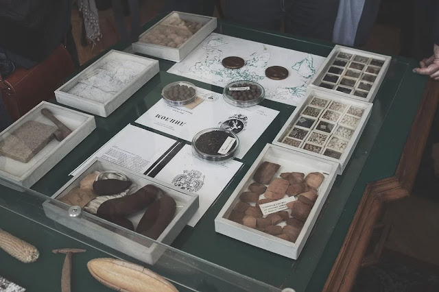 Spesimen yang dikumpulkan oleh Nikolai Vavilov