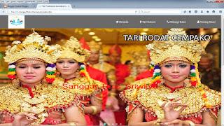 Website Budaya