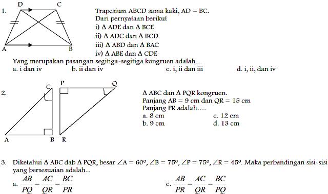 Kumpulan Latihan Soal Matematika Smp Kelas 9 4 Latihan Soal Matematika Peluang Kelas 9 Smp
