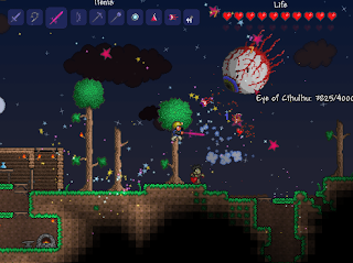 Terraria Patch 1.1.1 Released