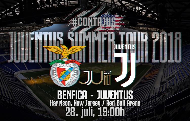 Prijateljska utakmica / Benfica - Juventus, subota, 19:00h