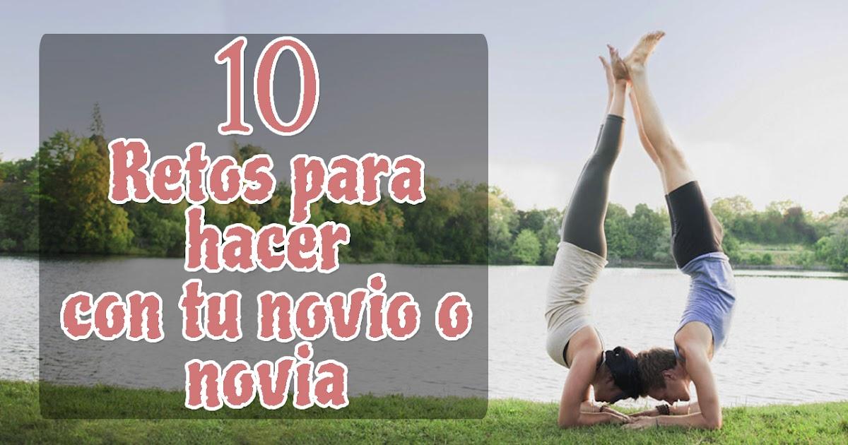 10 Retos Con Tu Novia O Novio