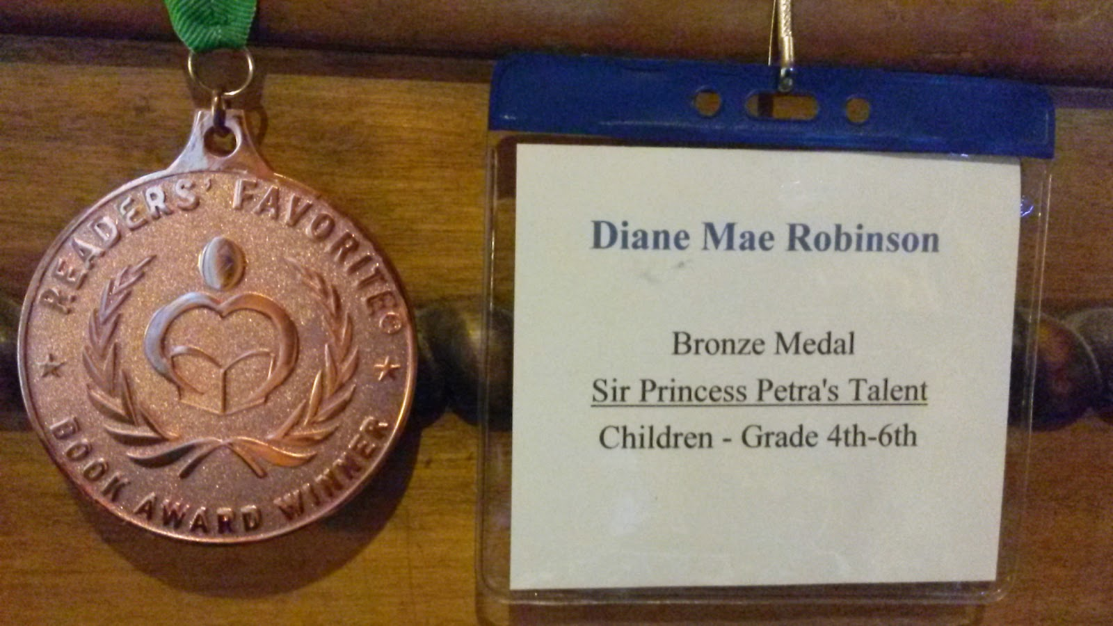 All About Children's Books: Award-winning Author, Diane Mae