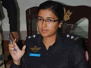 Female Officer Prevented Terrorists From Reaching Chinese Consulate Staff