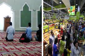 Ironis, Ramadhan Udah Pertengahan, Masjid Semakin Sepi, Pada Kemana?