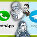 Tenha Todos Adesivos do Telegram no seu WhtasApp Sticker