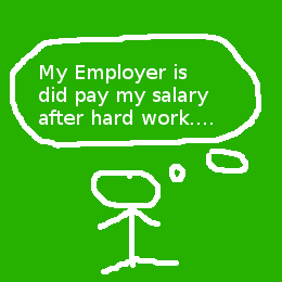 employer did not pay my salary