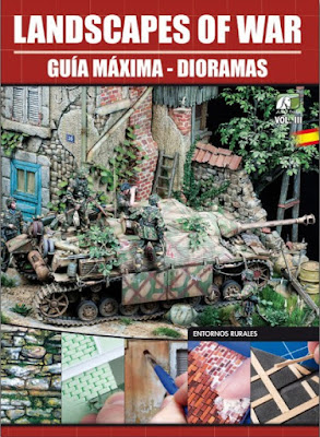 Landscapes of War. Guía máxima. Dioramas. Vol.III - Entornos Rurales