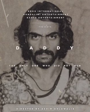 Daddy 2017 Hindi Movie Download