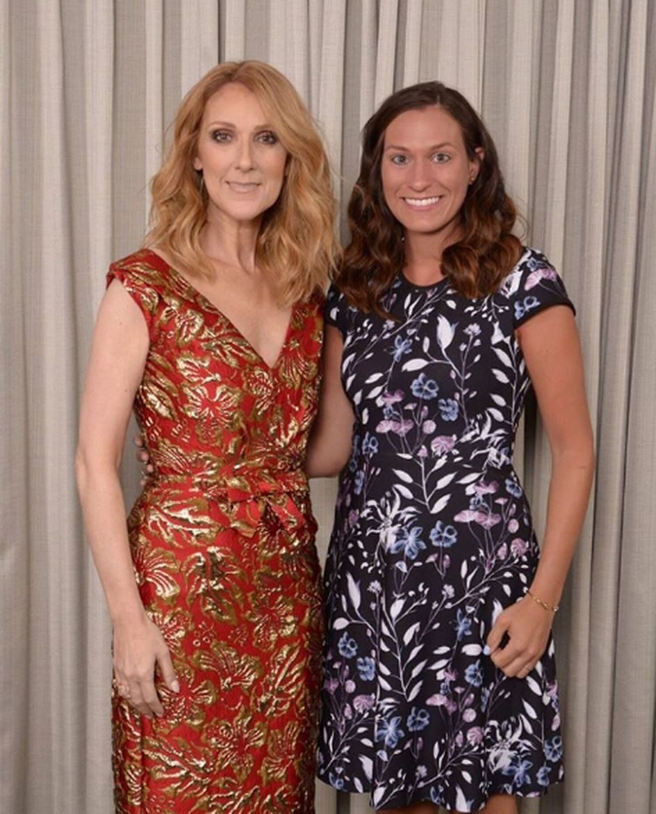 The Power Of Love Celine Dion Celine Dion With Fans Meet Greet