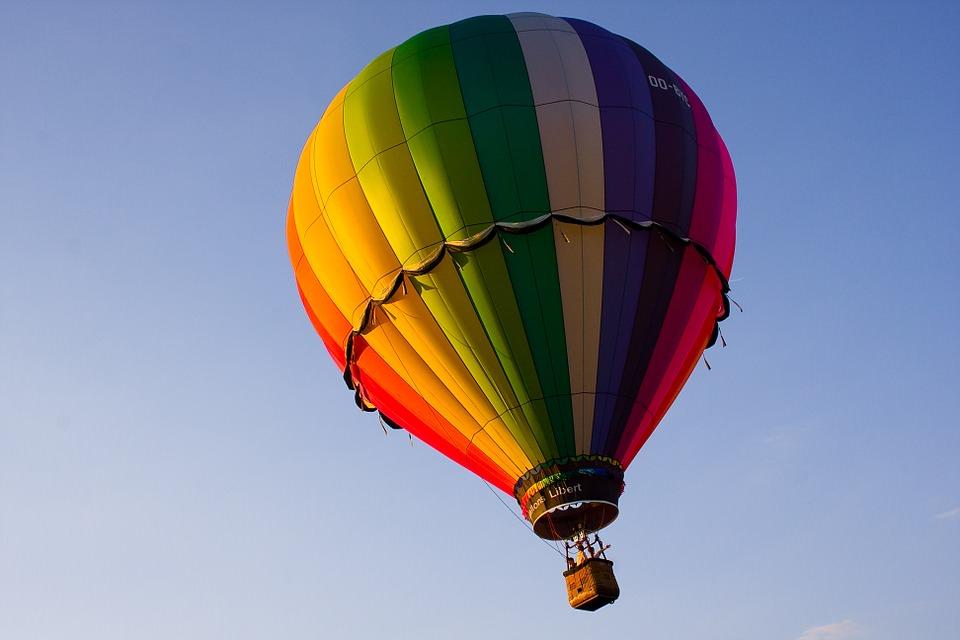 globo aerostatico madrid