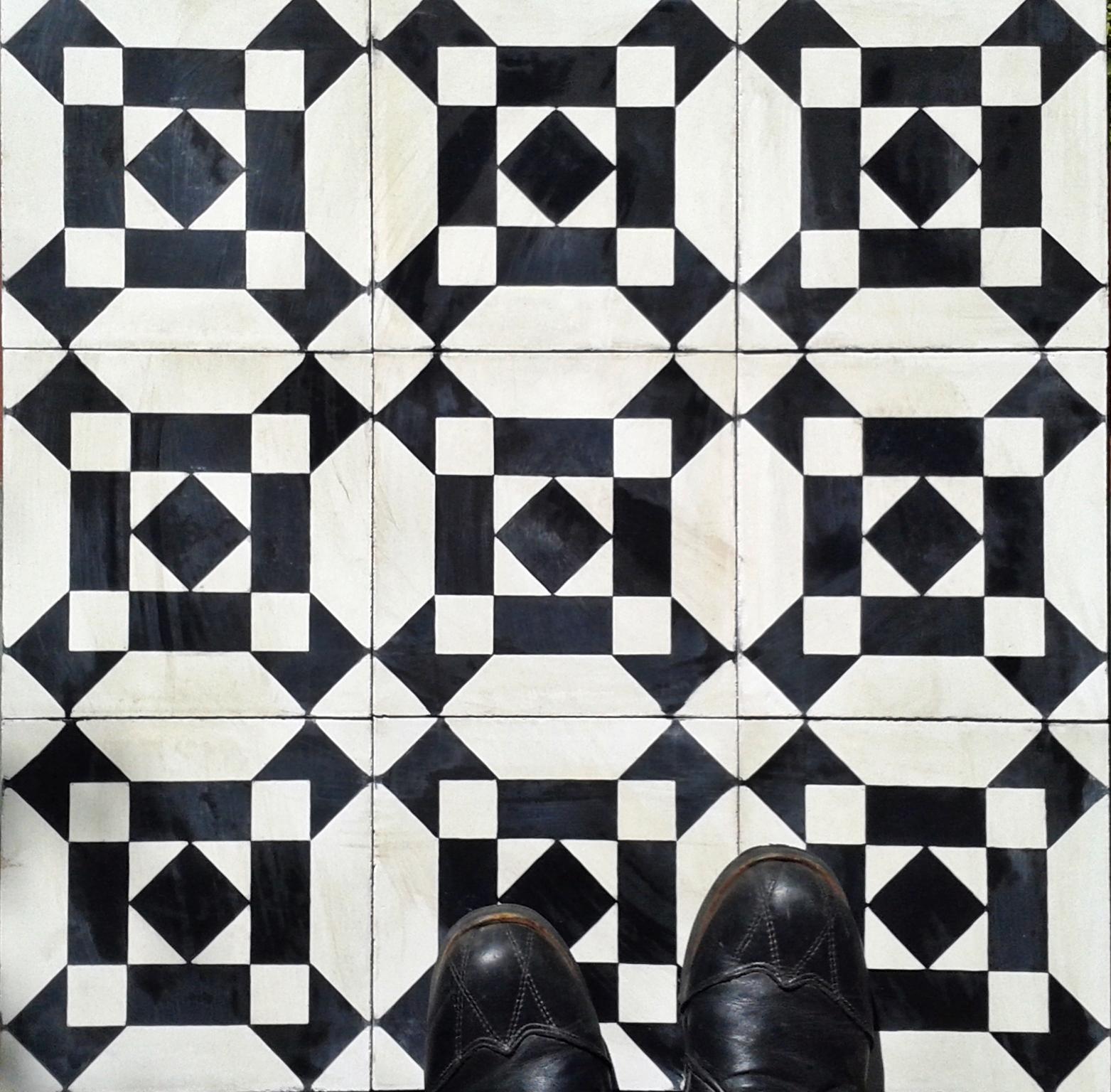 Quadrat - Alfombras dibujos geometricos ...