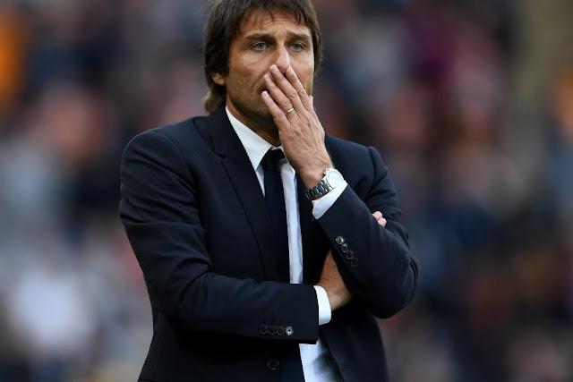 Antonio Conte Mengkritik Ketua Juventus Karena Tersinggung