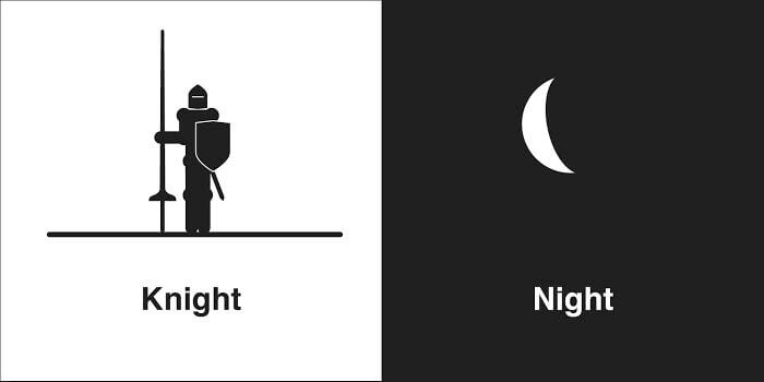 35 Ingenious Illustrations That Help Us Distinguish Words That Sound The Same