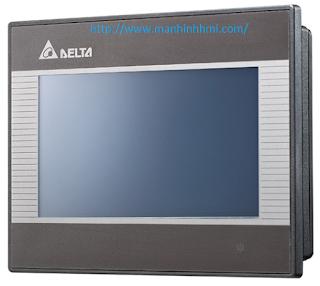 Cung cấp màn hình cảm ứng HMI Delta 7 inch, bán phụ kiện sửa chữa màn hình HMI Delta, cung cấp phần mềm lập trình HMI Delta DOP-B07S410