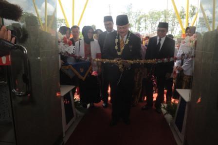 Gubernur Sumsel Hadiri HUT Kabupaten Empatlawang Ke-10