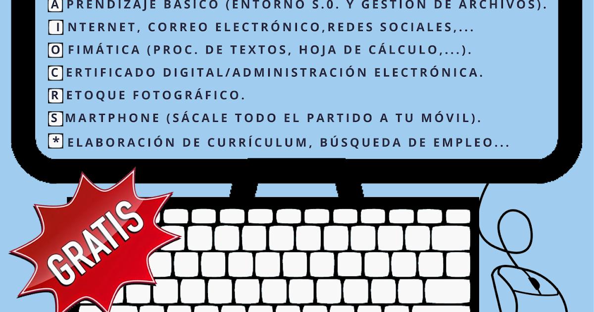 Centro guadalinfo santaella talleres de inform tica en el for Oficina virtual trafico