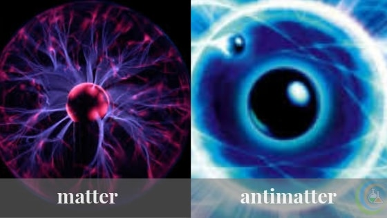 Matter And Antimatter