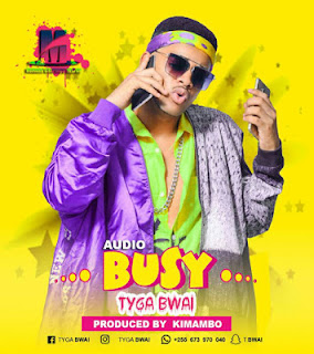 Tyga Bwai - Busy