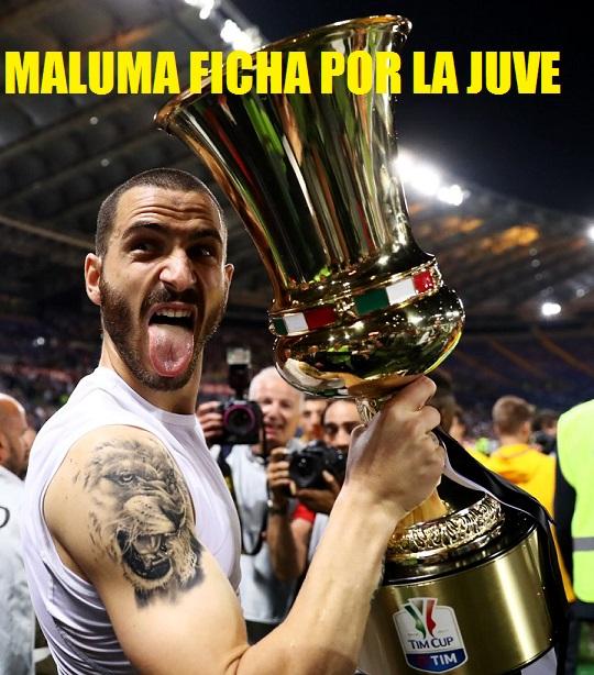 Maluma deja la música y ficha por la Juventus!!