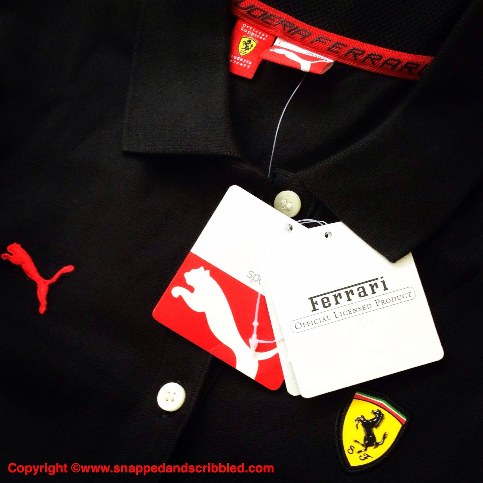 Scuderia Ferrari Clothing