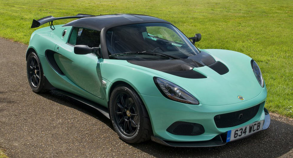 New Lotus Elise Cup 250 Announced