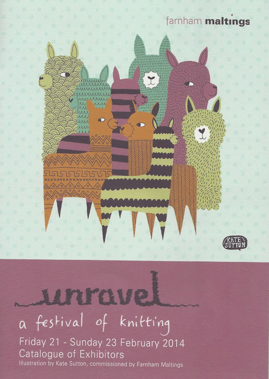 Unravel 2014 - A Festival of Knitting
