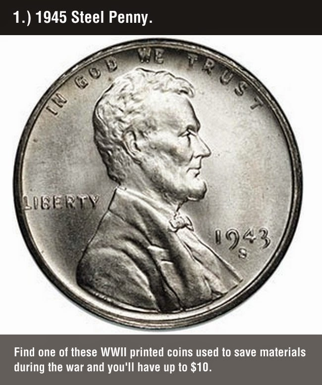 These 8 Valuable Coins May Be Hiding In Your Change My99post